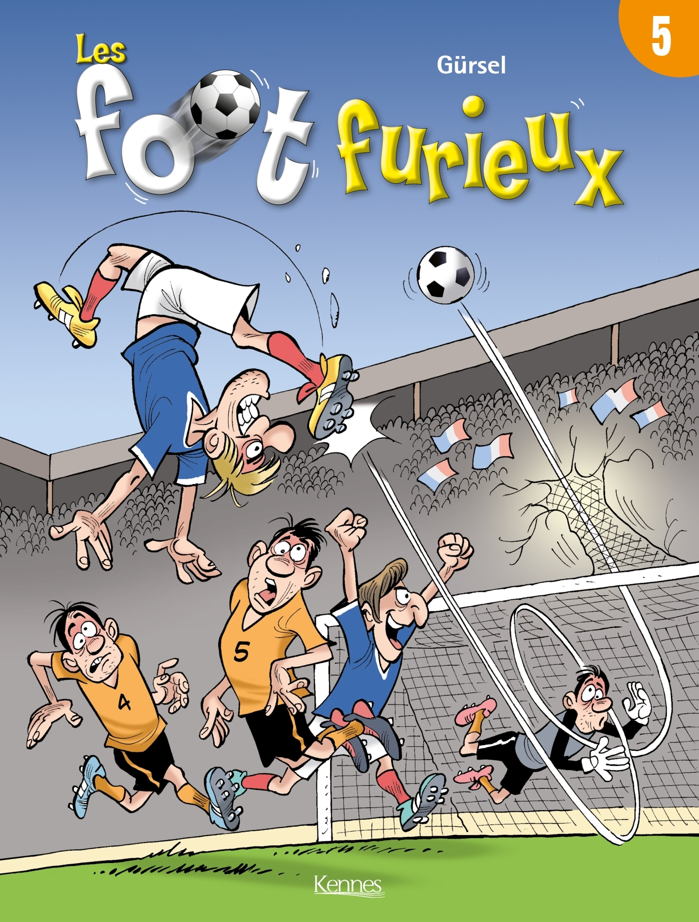 FOOT FURIEUX T05