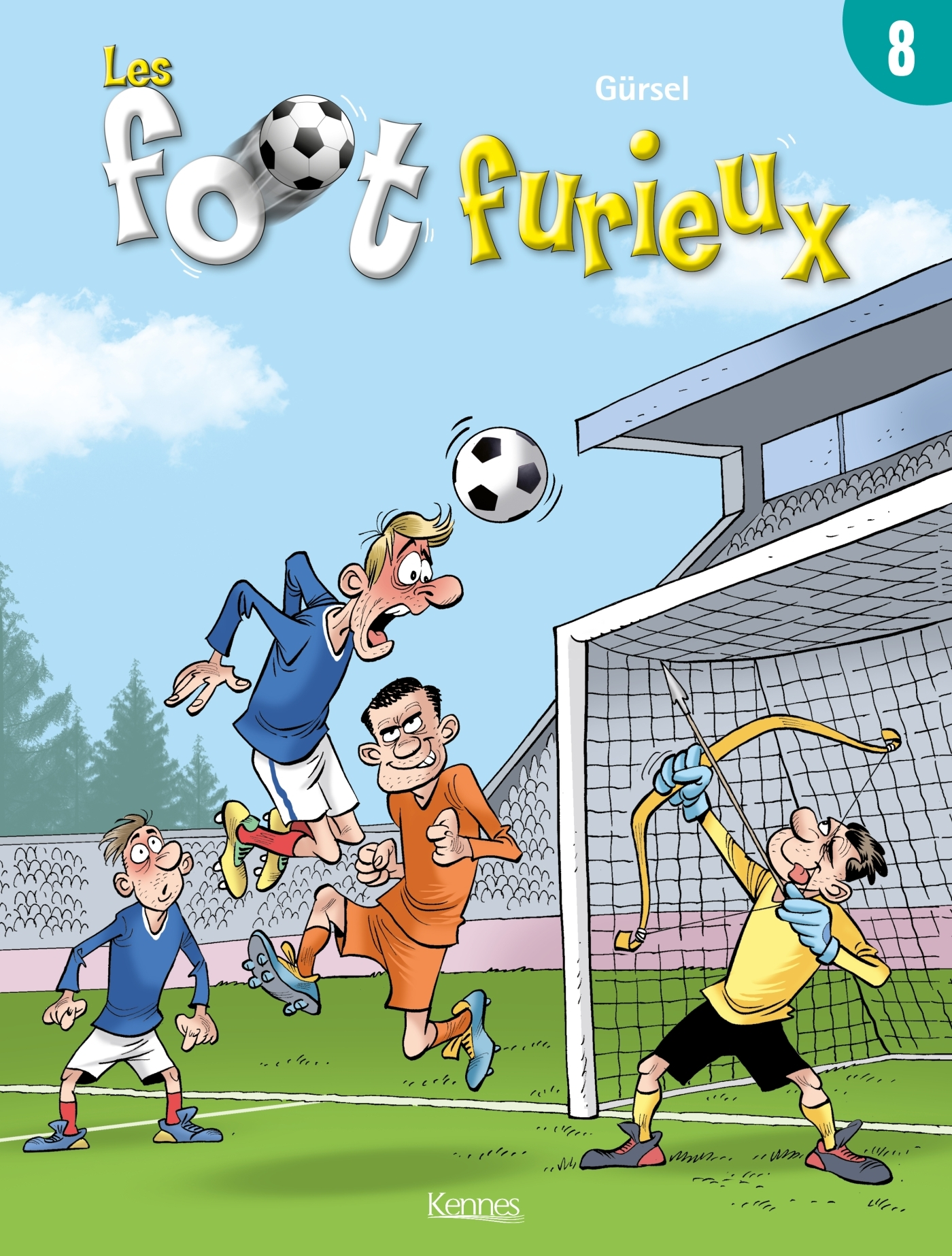 FOOT FURIEUX T08
