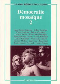 DEMOCRATIE MOSAIQUE 2