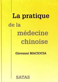 PRATIQUE DE MEDECINE CHINOISE