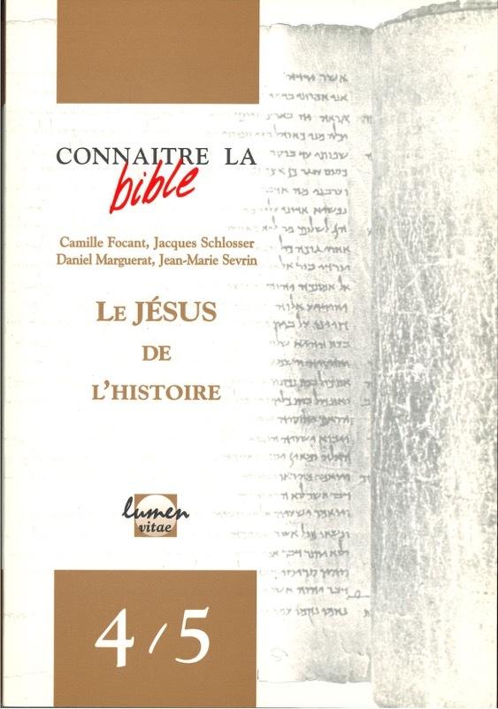 LE JESUS DE L'HISTOIRE