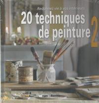 20 TECHNIQUES DE PEINTURE 2