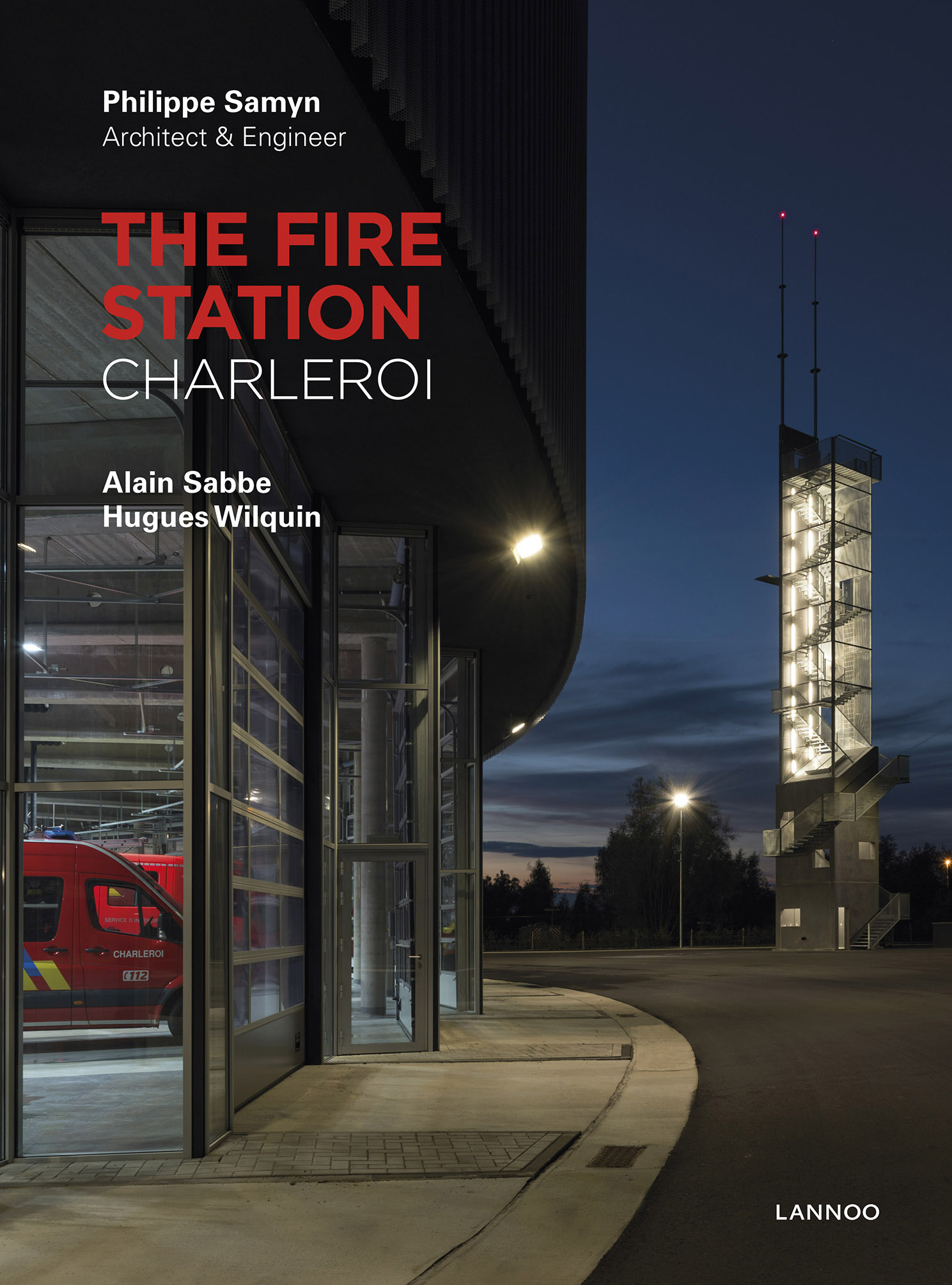 THE FIRE STATION CHARLEROI