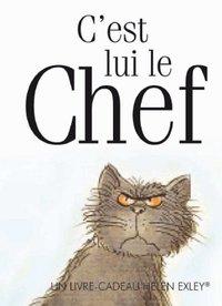 C'EST LUI LE CHEF GF