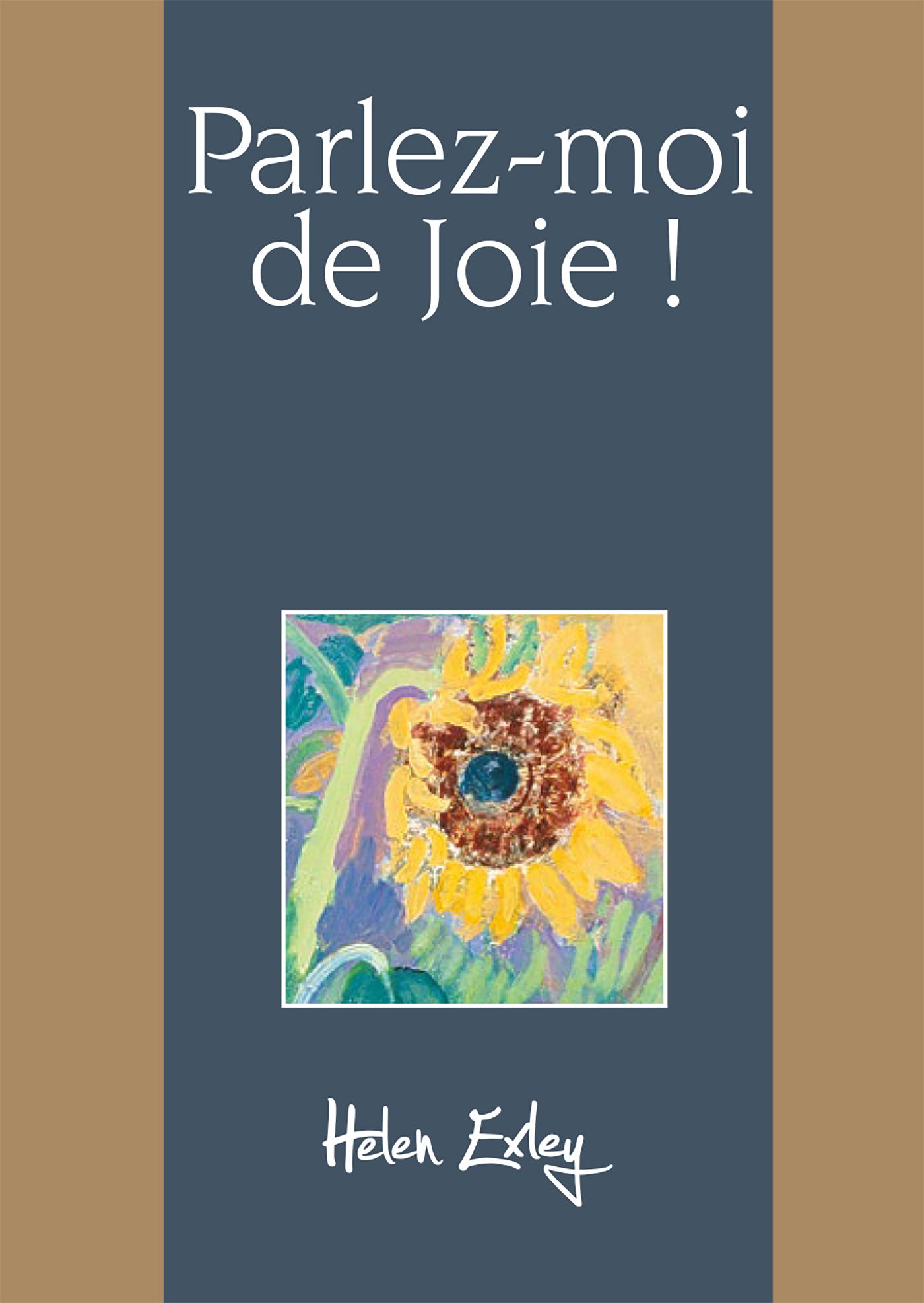 PARLEZ-MOI DE JOIE