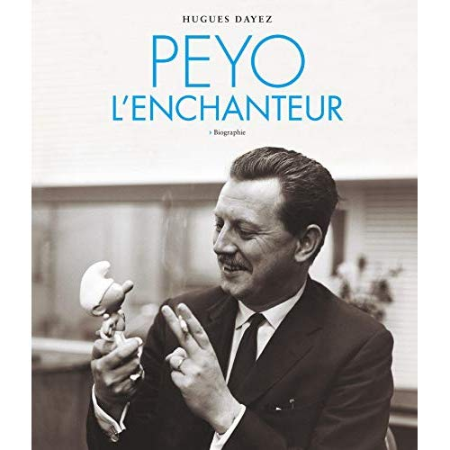 PEYO L'ENCHANTEUR - TOME 0 - PEYO L'ENCHANTEUR