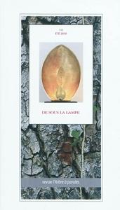 ARBRE A PAROLES (L'), NO 148 DE SOUS LA LAMPE