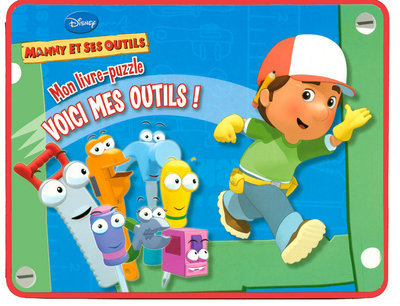 VOICI MES OUTILS MANNY SS OUTI