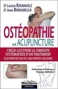 OSTEOPATHIE ET ACUPUNCTURE