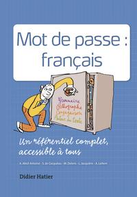 MOT DE PASSE FRANCAIS