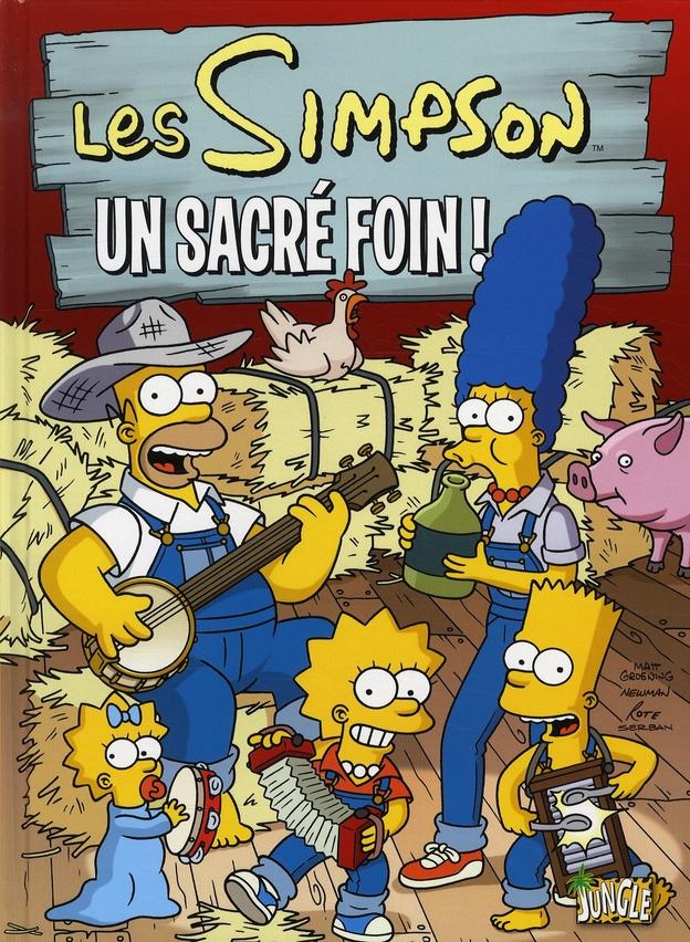 LES SIMPSON T2 UN SACRE FOIN ! - TOUS EN CHOEUR