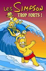 LES SIMPSON T6 TROP FORTS
