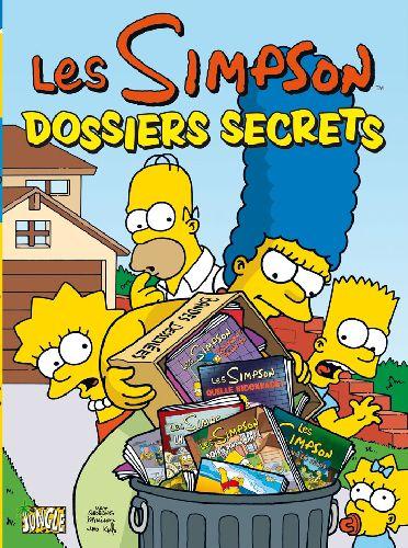 LES SIMPSON T7 DOSSIERS SECRETS