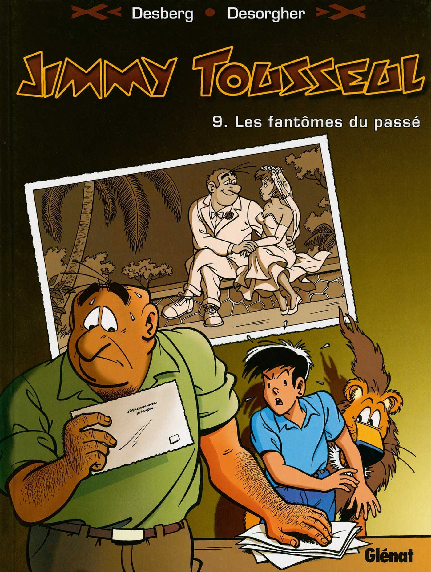 JIMMY TOUSSEUL - TOME 09