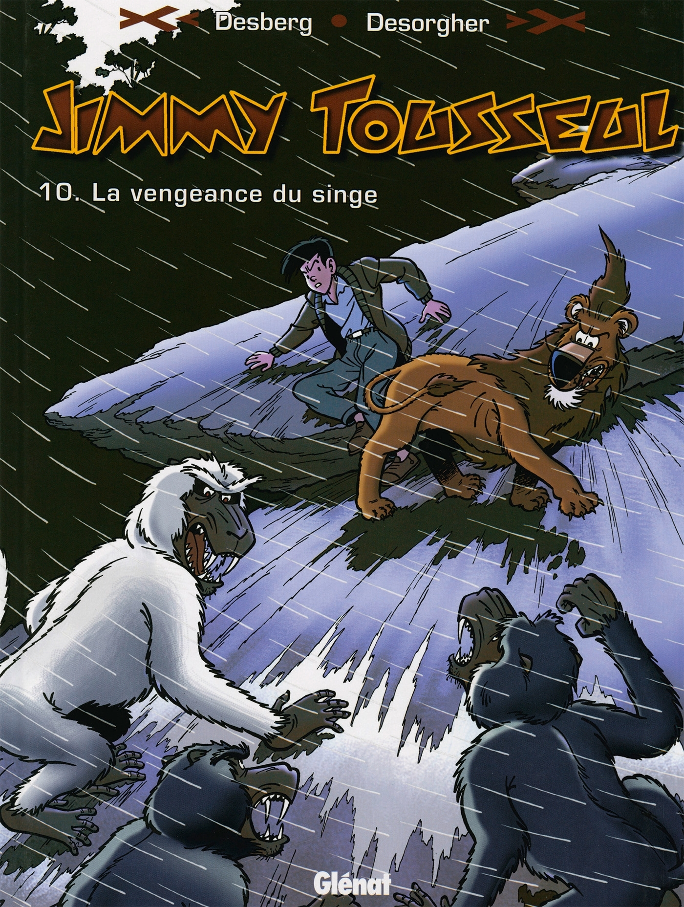 JIMMY TOUSSEUL - TOME 10