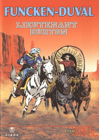 LIEUTENANT BURTON T01