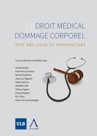 DROIT MEDICAL ET DOMMAGE CORPOREL