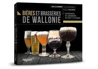 BIERES ET BRASSERIES DE WALLONIE - LUXEMBOURG, LIEGE, NAMUR