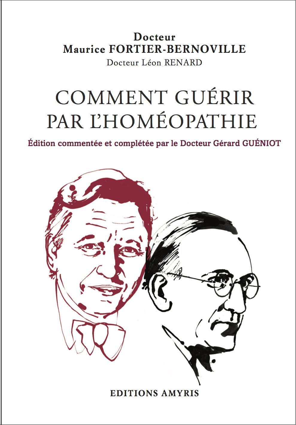 COMMENT GUERIR PAR L'HOMEOPATHIE