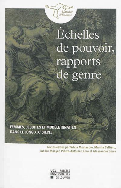 ECHELLES DE POUVOIR, RAPPORTS DE GENRE