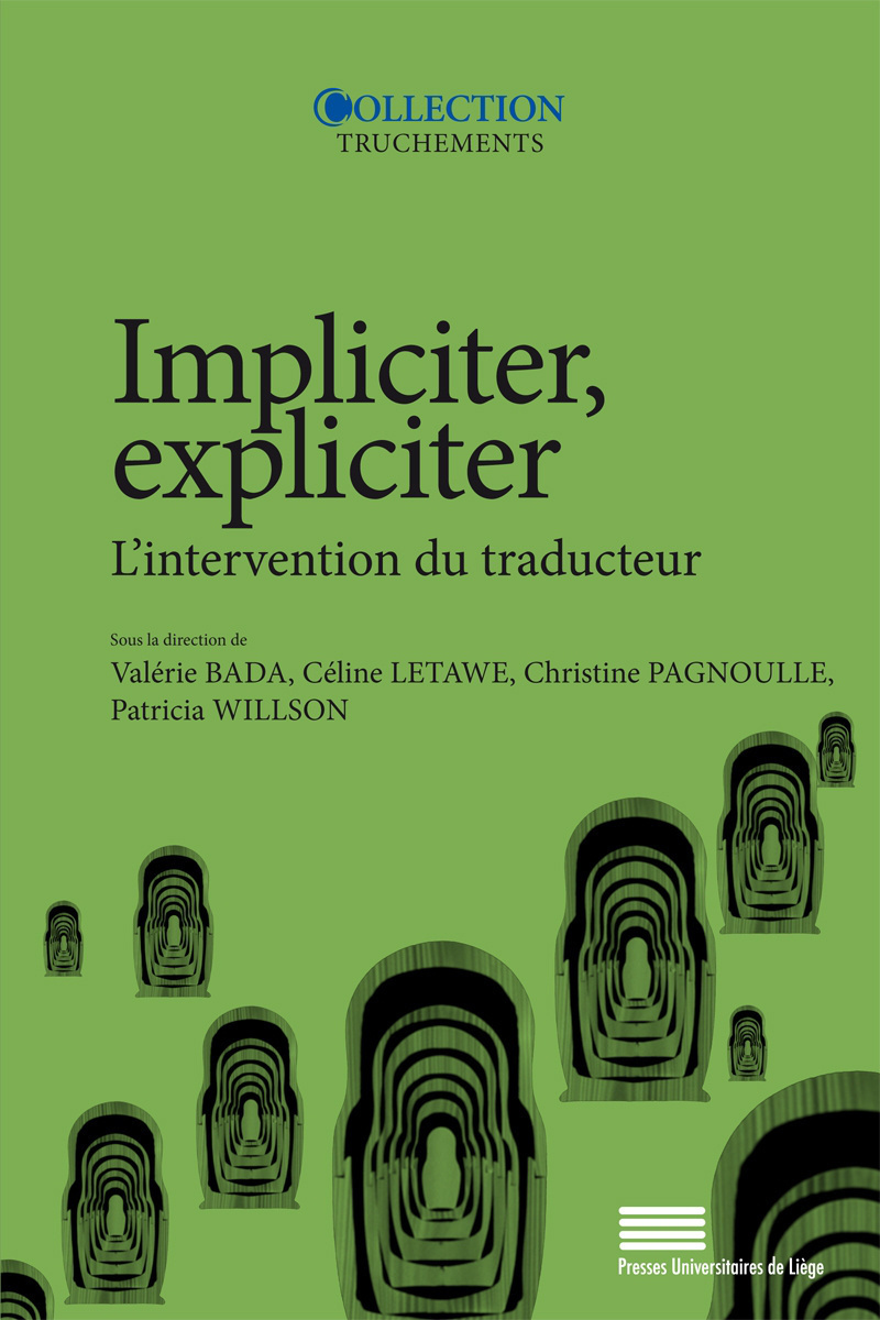 IMPLICITER, EXPLICITER. L'INTERVENTION DU TRADUCTEUR
