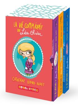 COL.COFFRET LEA OLIVIER T4 A 6