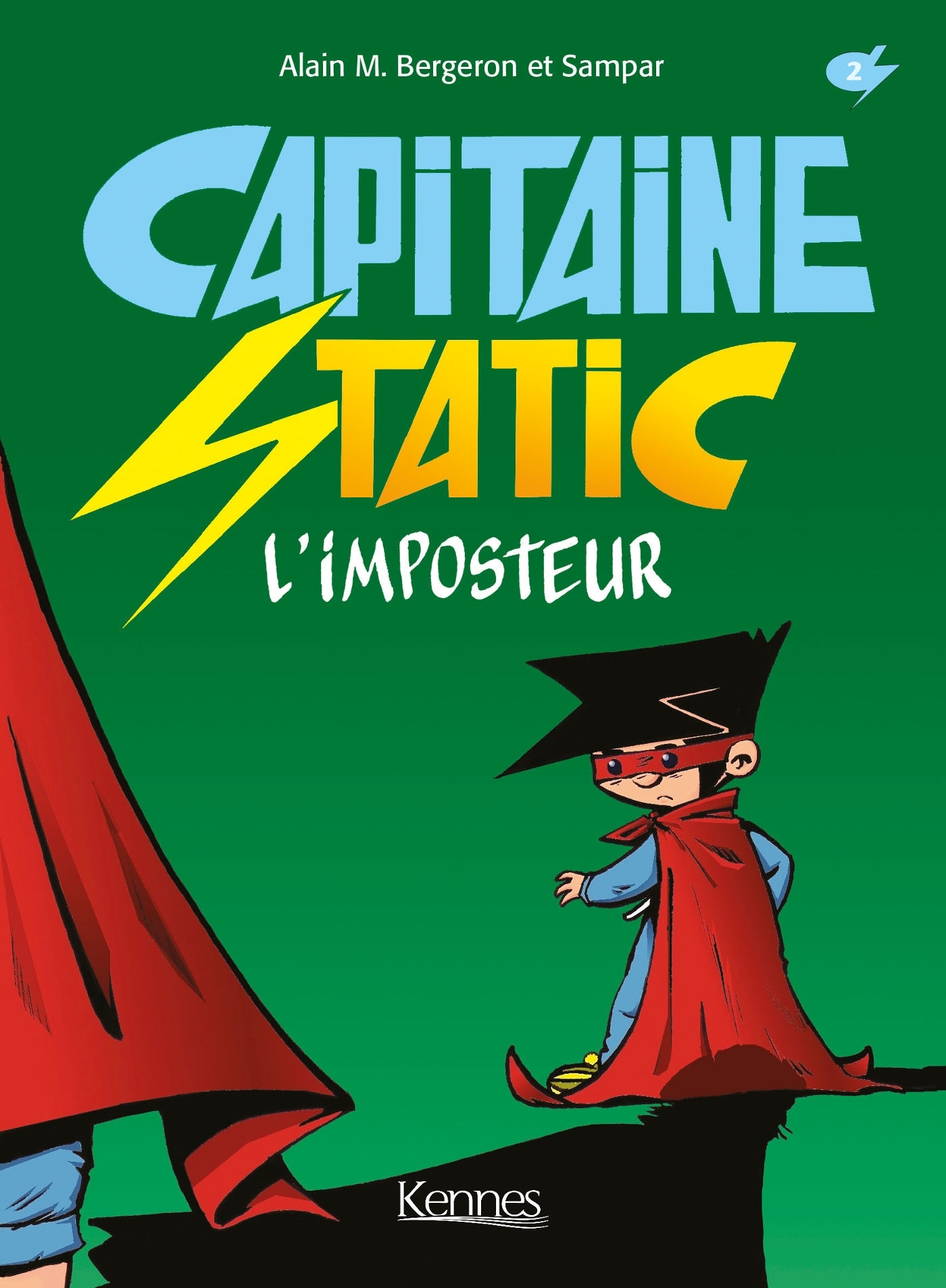 CAPITAINE STATIC T02