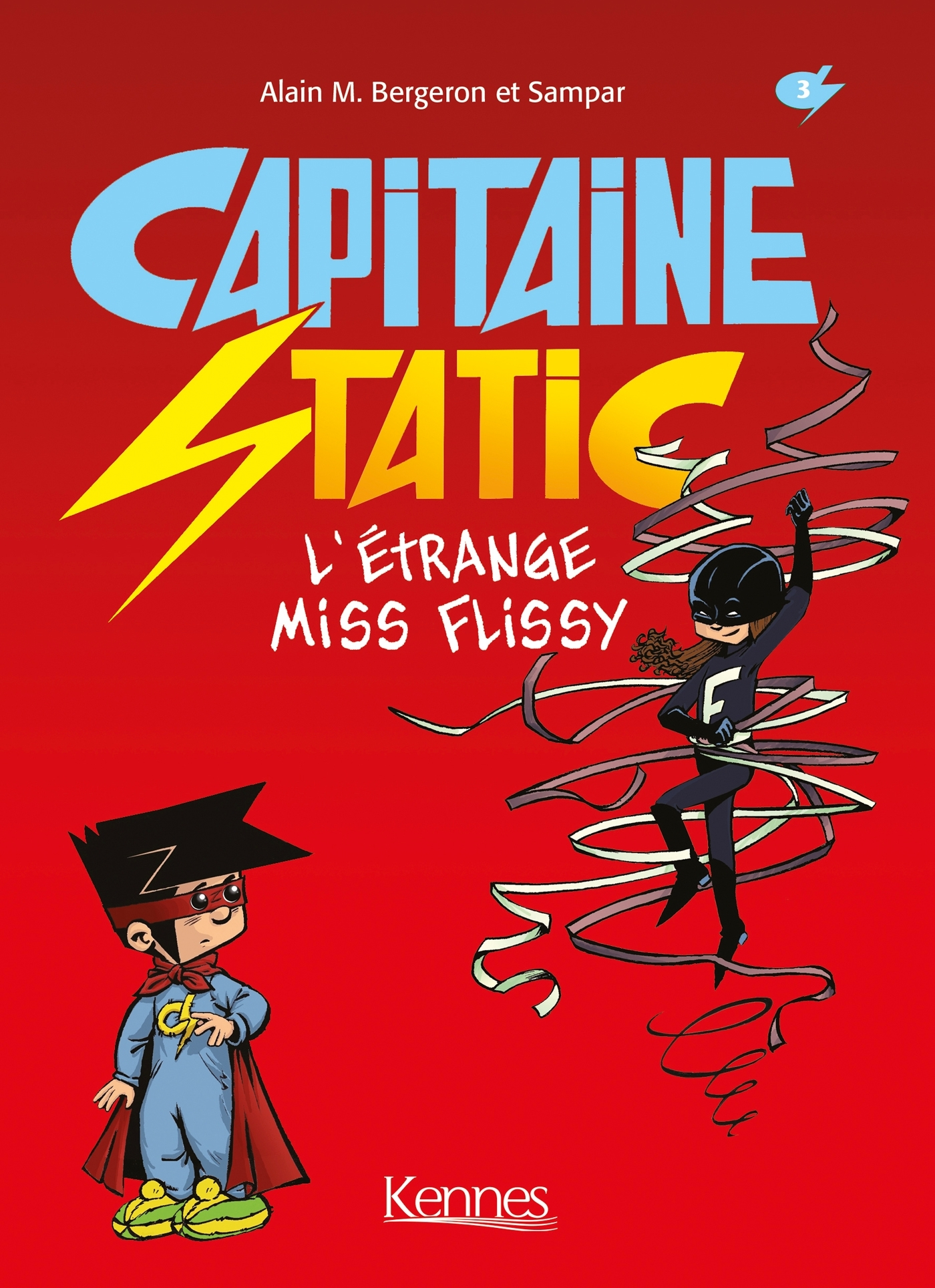 CAPITAINE STATIC T03