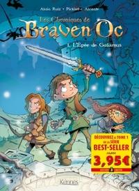 LES CHRONIQUES DE BRAVEN OC BD T01 - OFFRE DECOUVERTE
