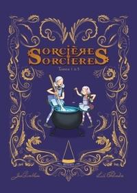 SORCIERES SORCIERES RECUEIL BD T01