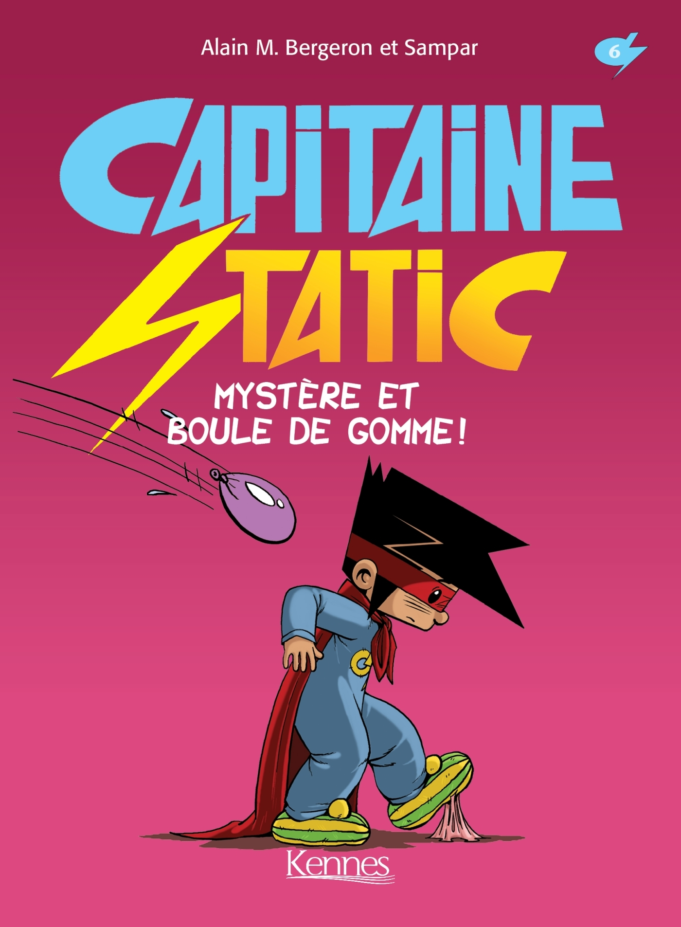 CAPITAINE STATIC T06