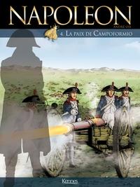 NAPOLEON T04 - LA PAIX DE CAMPOFORMIO