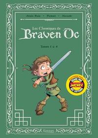 BRAVEN OC BD -  RECUEIL TOMES 1 A 4