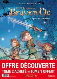 LES CHRONIQUES DE BRAVEN OC - PACK T2+T1 OFFERT