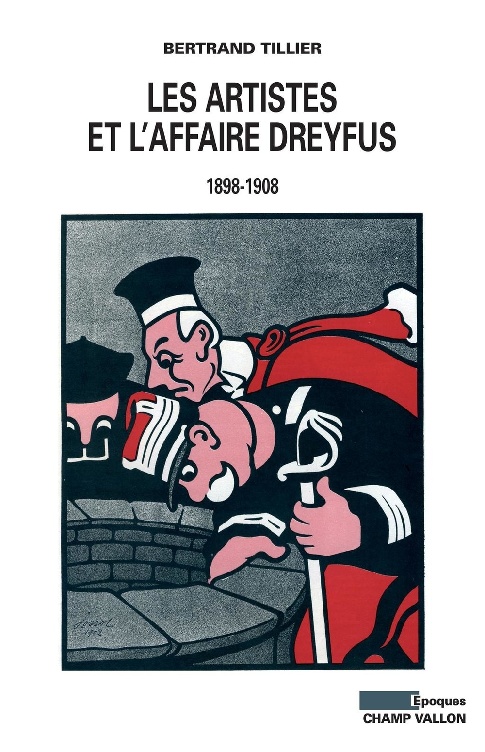 Les artistes et l'affaire Dreyfus