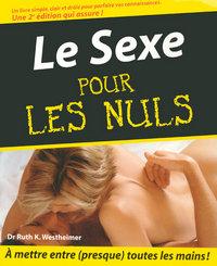 SEXE POUR LES NULS