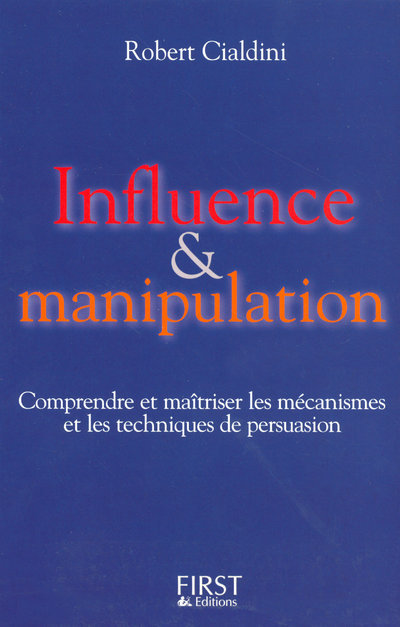 INFLUENCE ET MANIPULATION, REEDITION 2004