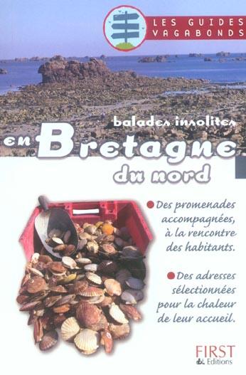 BALADES INSOLITES EN BRETAGNE DU NORD