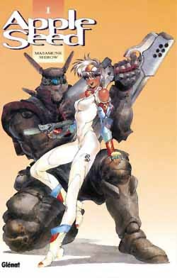 APPLESEED - TOME 01