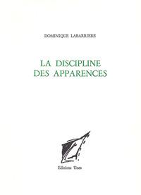 DISCIPLINE DES APPARENCES