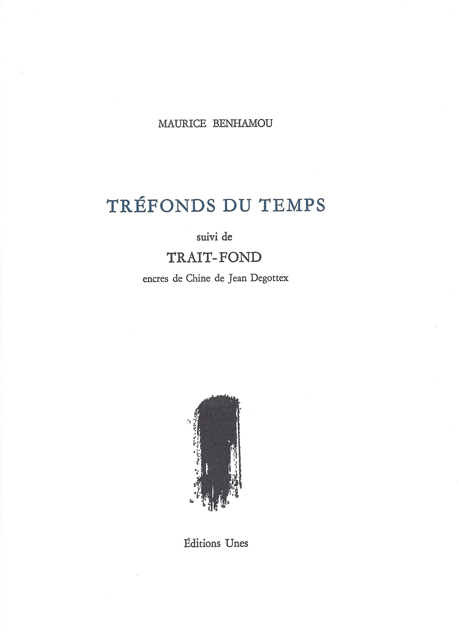 TREFONDS DU TEMPS