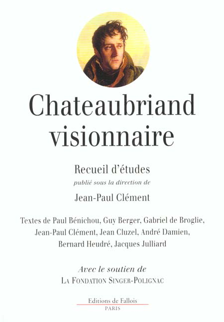 CHATEAUBRIAND VISIONNAIRE