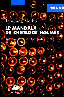 LE MANDALA DE SHERLOCK HOLMES ANCIENNE EDITION
