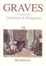 GRAVES - VOL. VIII - (LIANCOURT, MAIGNELAY)