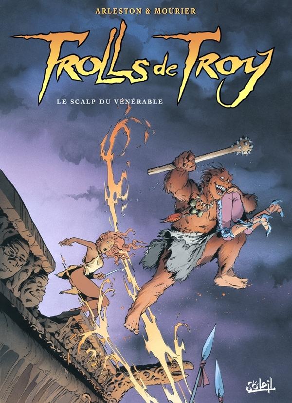 TROLLS DE TROY T02 - LE SCALP DU VENERABLE