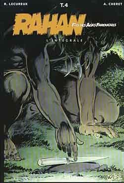 RAHAN -TOME 4
