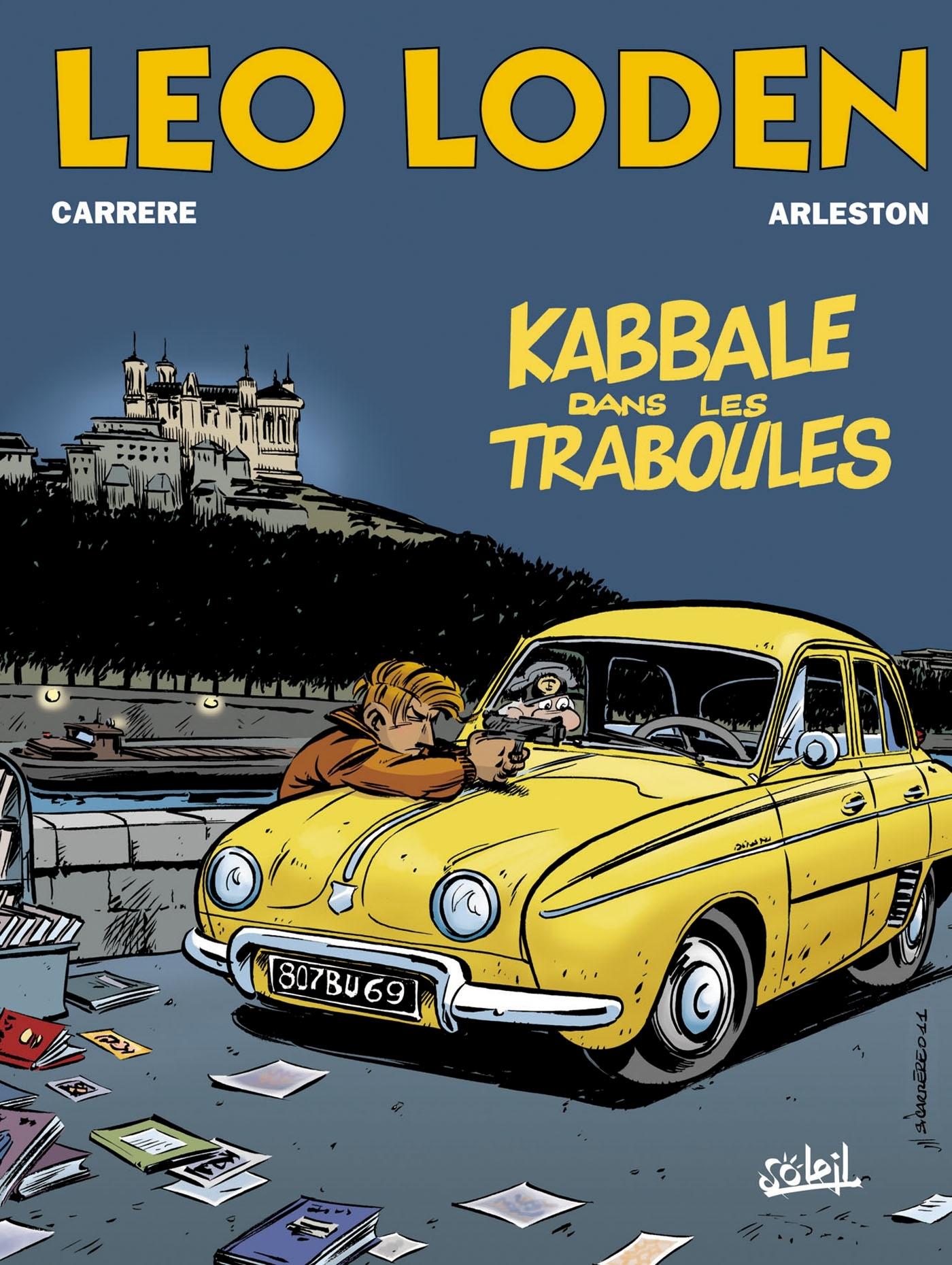 LEO LODEN TOME 5 : KABBALE DANS LES TRABOULES