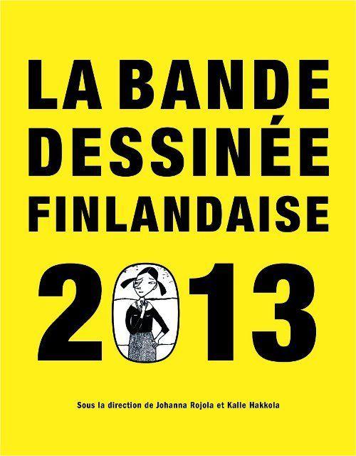 BANDE DESSINEE FINLANDAISE 2013 (LA)