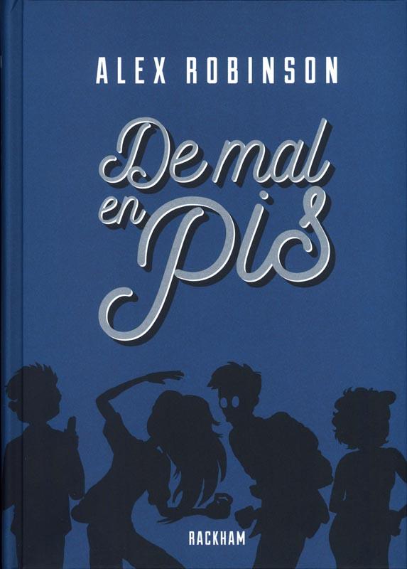 DE MAL EN PIS - EDITION INTEGRALE
