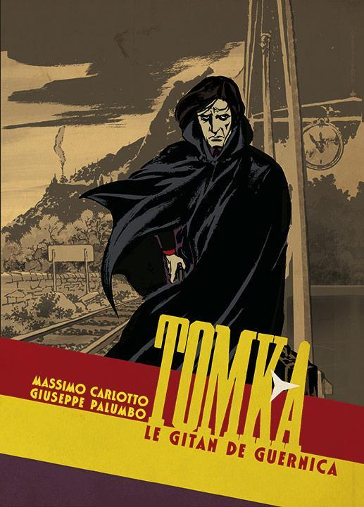 TOMKA - LE GITAN DE GUERNICA